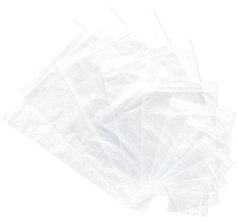 Lynlåspose 60x80 U/Felt 100 stk