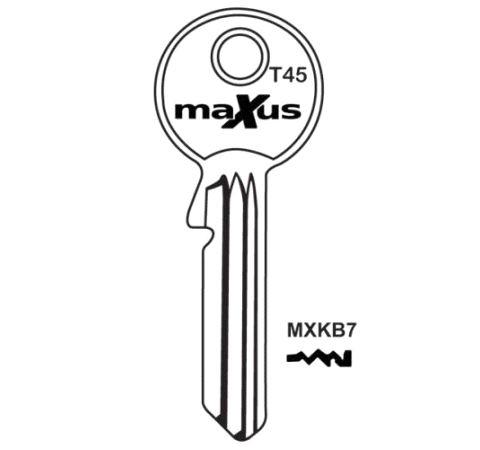 MXKB7 Nøkkelemne