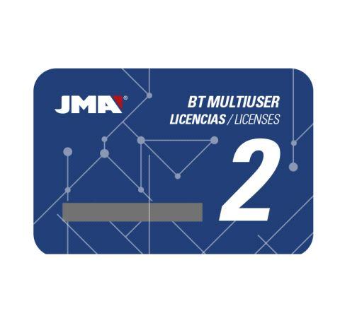 BT-Multiuser Pro brukerlisens: 2 stk.