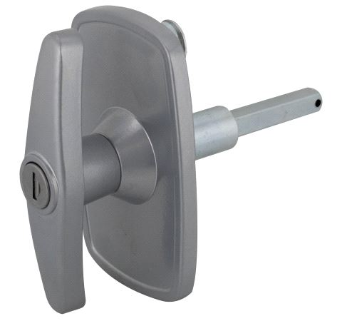 SP734 Garasjehåndtak Sølv