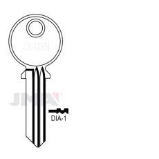 DIA-1 Nøkkelemne
