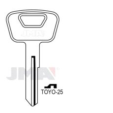 TOYO-25 Nøkkelemne