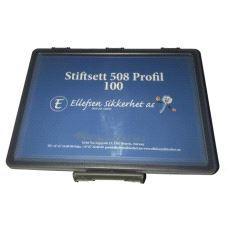 Stiftsett 508 Ellefsen/Trioving - 100