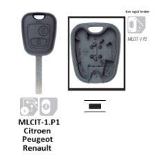 MLCIT-1.P1 Bilnøkkel Skall