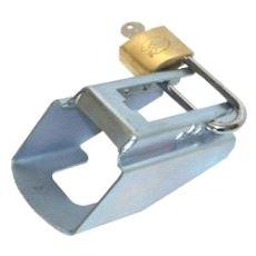 Safety Lock Tilhengerlås med hengelås