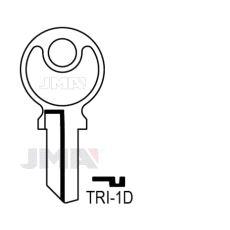 TRI-1D Nøkkelemne