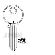 AS-20D Nøkkelemne
