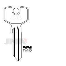 TV-15D Nøkkelemne