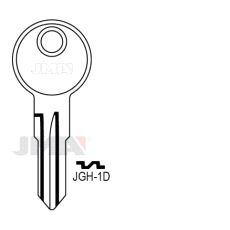 JGH-1D Nøkkelemne