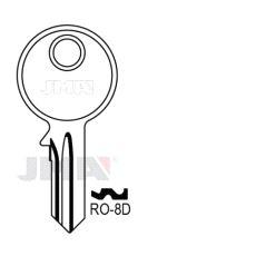 RO-8D Nøkkelemne
