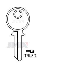 TRI-3D Nøkkelemne