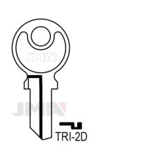 TRI-2D Nøkkelemne