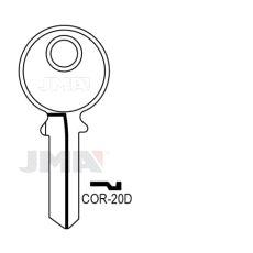 COR-20D Nøkkelemne