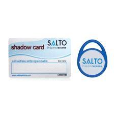 Salto Mifare brukerchip m/slettekort