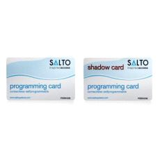 Salto Mifare Programmeringskort m/slettekort